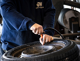 Jack Williams Tire & Service Centers Automotive Technician Image