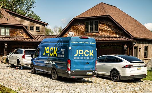Jack Williams Brand Image