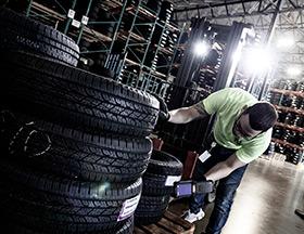 Jack Williams Tire Company Warehouse Associate Image