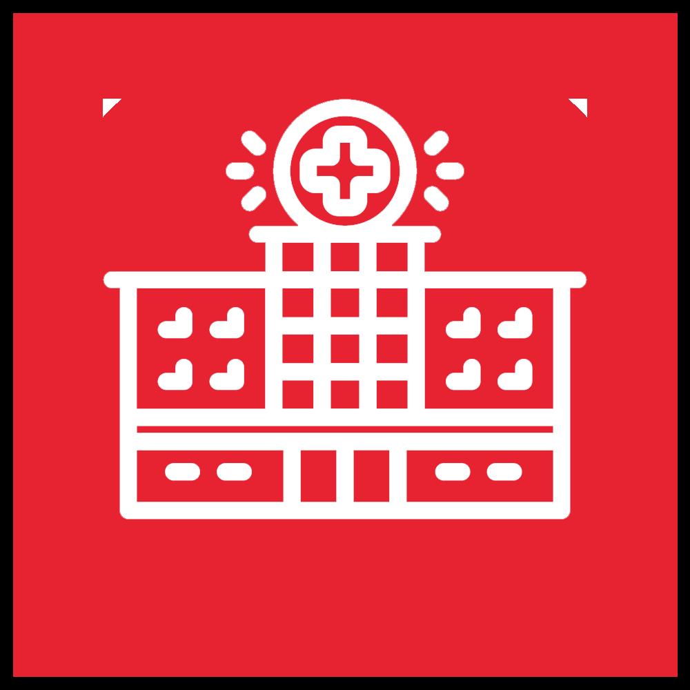Icon Hospitalization